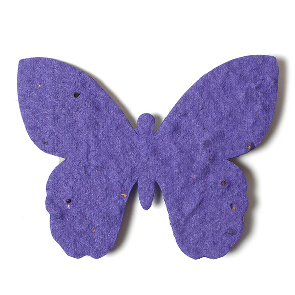 butterfly seed paper